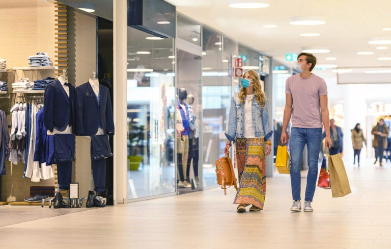 Los centros comerciales siguen sufriendo: la afluencia cae un 40% en septiembre