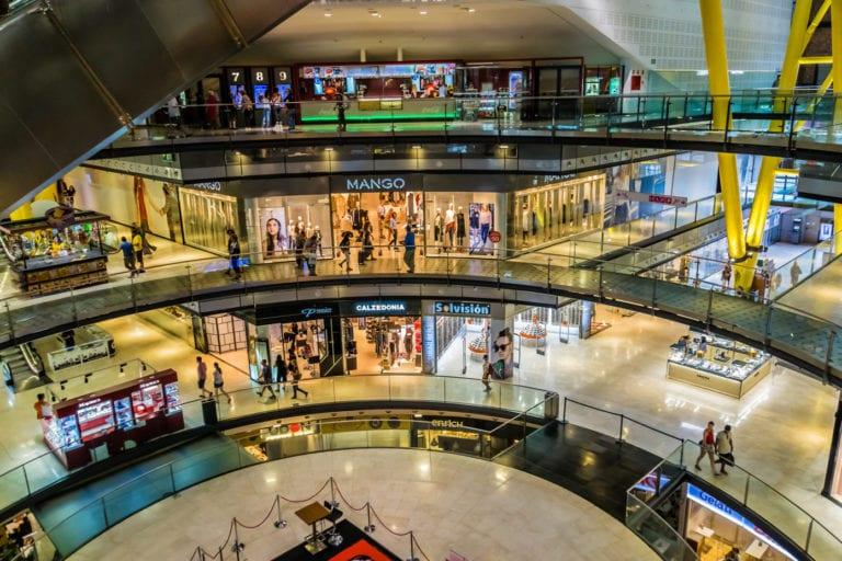 Los centros comerciales de Cataluña posponen su reapertura hasta el 21 de diciembre