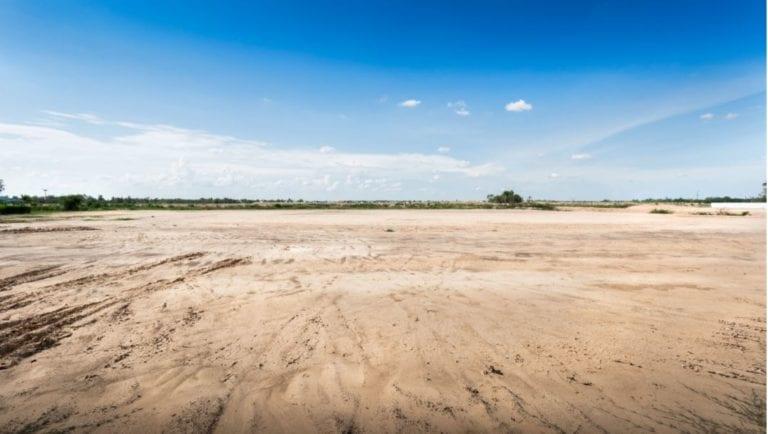 San Cristovo de Cea vende casi todo el suelo industrial aunque sigue sin construcciones