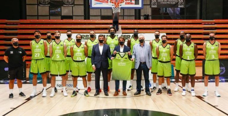 Urbas, nuevo patrocinador del Baloncesto Fuenlabrada