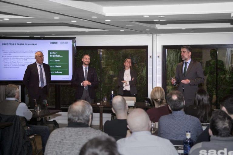 CBRE nombra a Ben Almond director ejecutivo de Mercado de Capitales