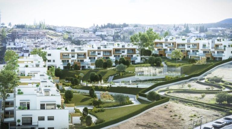 Inmobiliaria Espacio estrena su nueva promoción sostenible en Granada