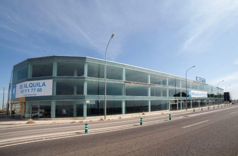 Haya inicia la comercialización de un centro empresarial de 32.000 m2 en Valencia