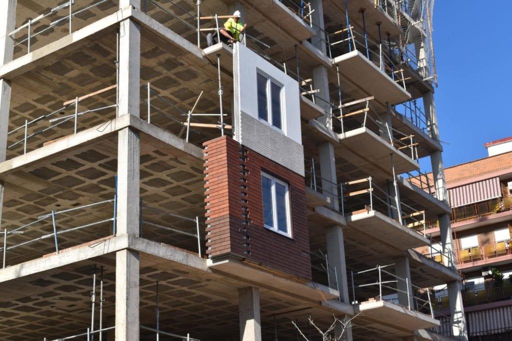 impulsar construcción industrializada