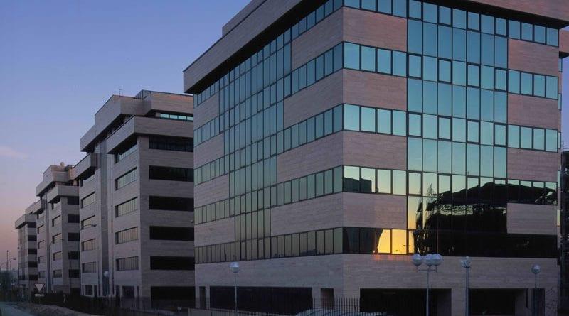 Edificio de oficinas Eisenhower Madrid realia