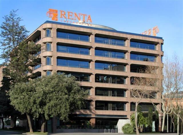 Edificio oficinas augusta de renta corporacion