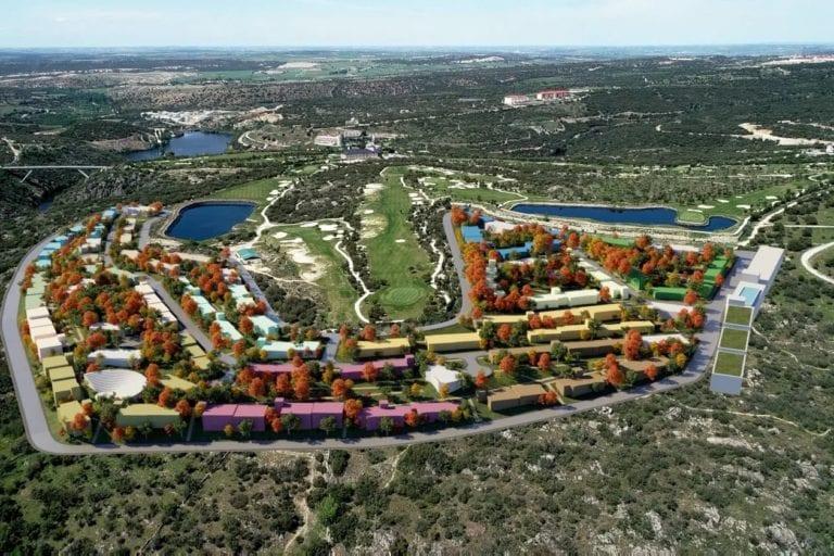 Comuniti crea en Segovia una 'ciudad para mayores' con 456 viviendas