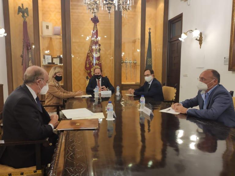 La Generalitat Valenciana compra el Palacio de Justicia de Orihuela  por 4,6 millones