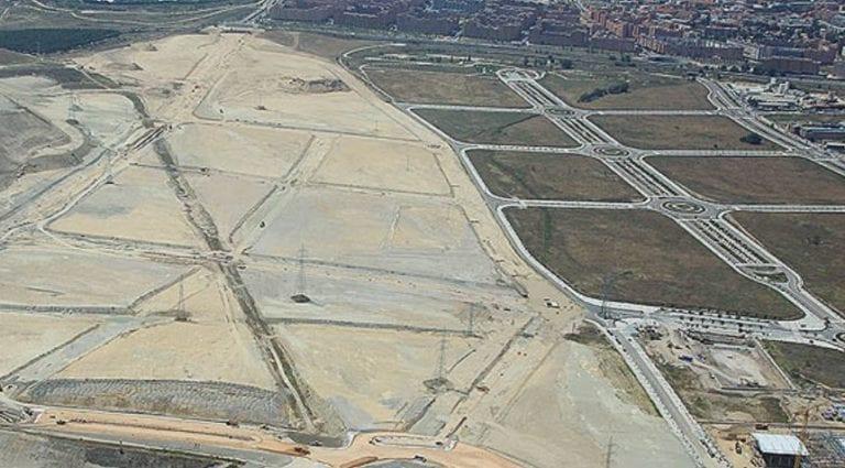 Comienzan las obras de urbanización del nuevo PAU de Los Berrocales