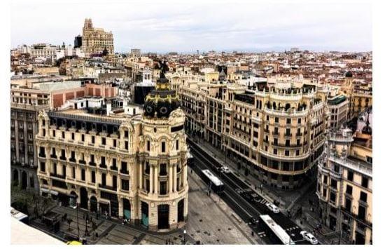 Barnes estrena sede en Madrid