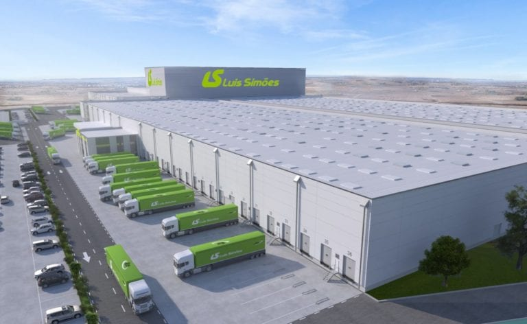 Montepino completa la construcción del centro logístico de Luís Simões en Guadalajara