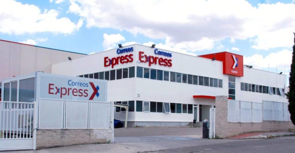 Nueva delegacion Getafe Correos Express