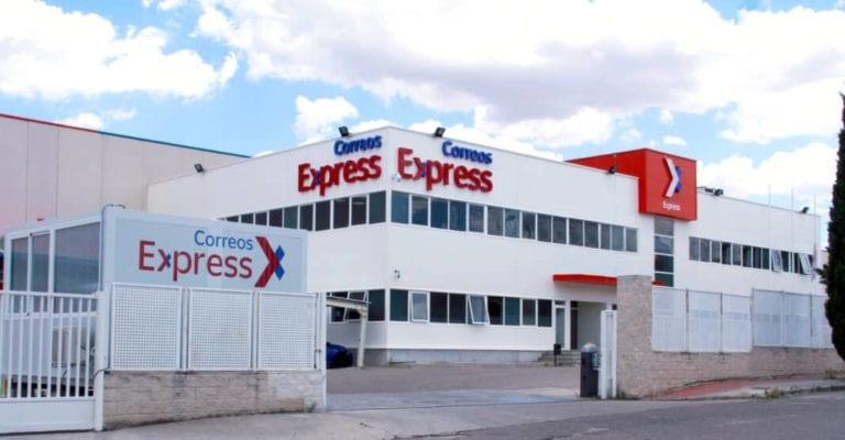 Correos Express inaugura nueva nave logística en Getafe