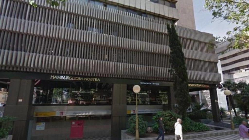 Oficinas de Hacienda en Maria de Molina