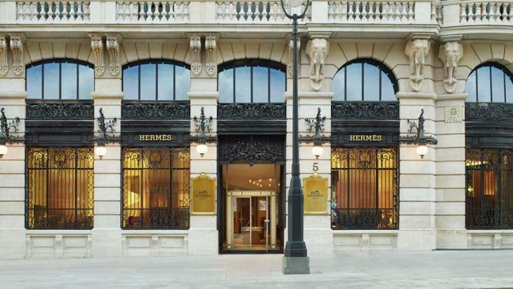 Hermés abre la primera tienda de la Galería Canalejas
