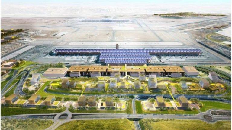 Aena fija para 2021 la búsqueda de socios para su plan inmobiliario