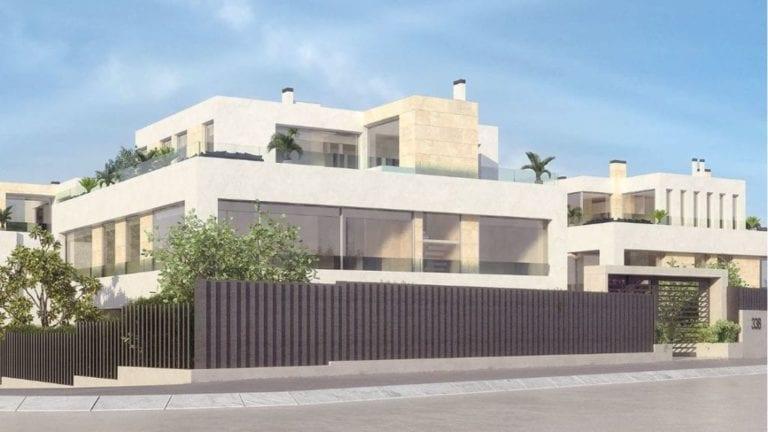 La venta de viviendas impulsa los ingresos de Montebalito, que crecen un 110% hasta marzo