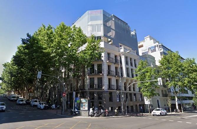Sede Mazabi Recoletos Madrid Fuente Google Maps