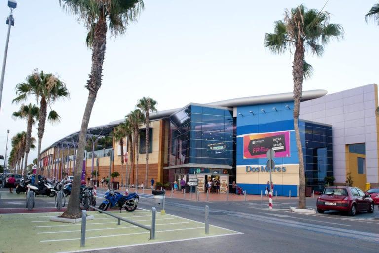 La crisis del Covid no pasa factura a los centros comerciales de Tomás Olivo (GGC)
