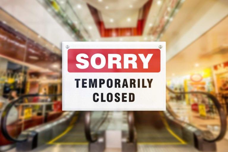 Cataluña cierra de nuevo centros comerciales y tiendas de más de 800 metros2