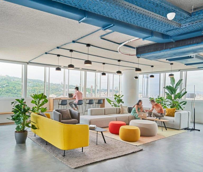 El coworking de oficinas Cloudworks crece un 24% y factura 3,6 millones de euros