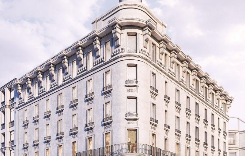 edificio Madrid Gran Via 18 fuente Iba Capital