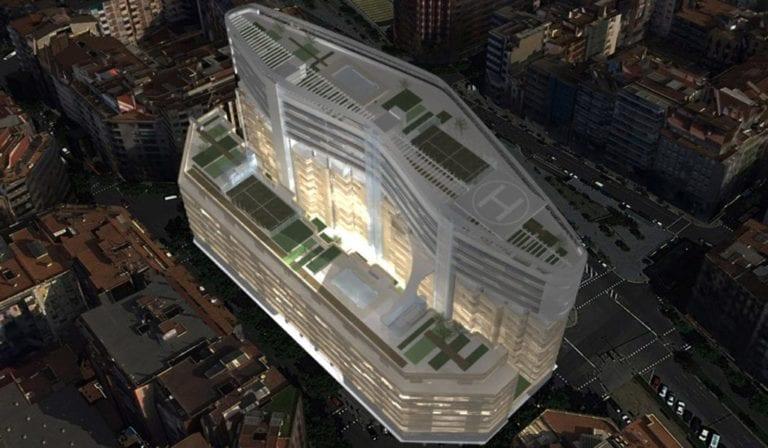 El fondo Sunrich recibe ofertas de hasta 200 millones por el Edificio Estel