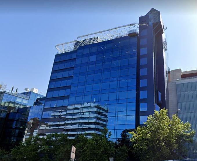 edificio oficinas calle principe de vergara 108 madrid Fuente Google maps