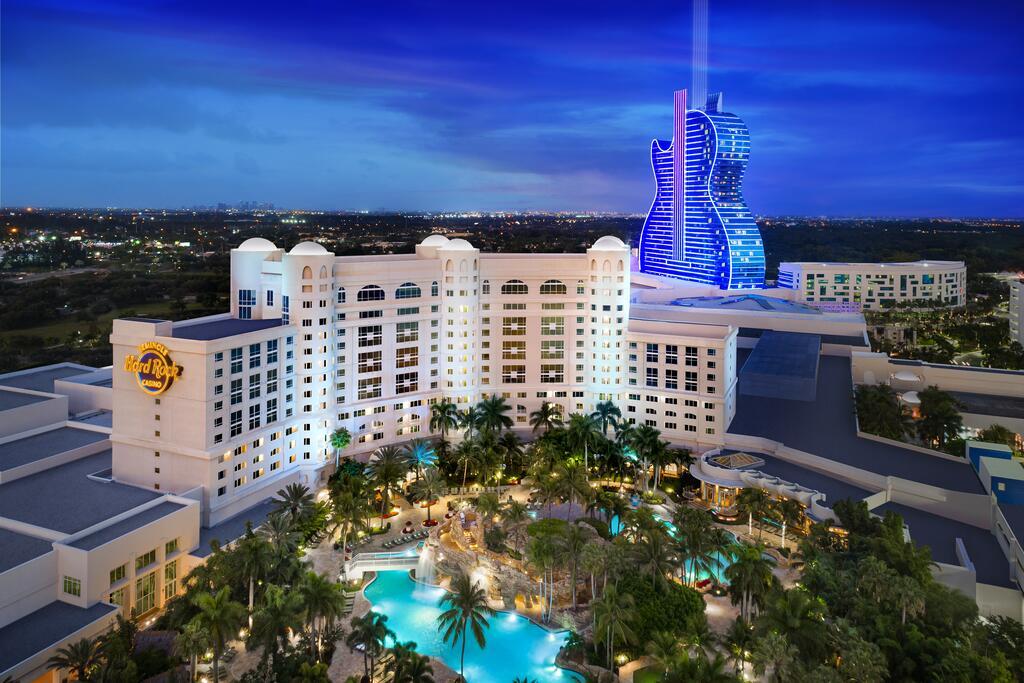 hotel Hard Rock Hollywood