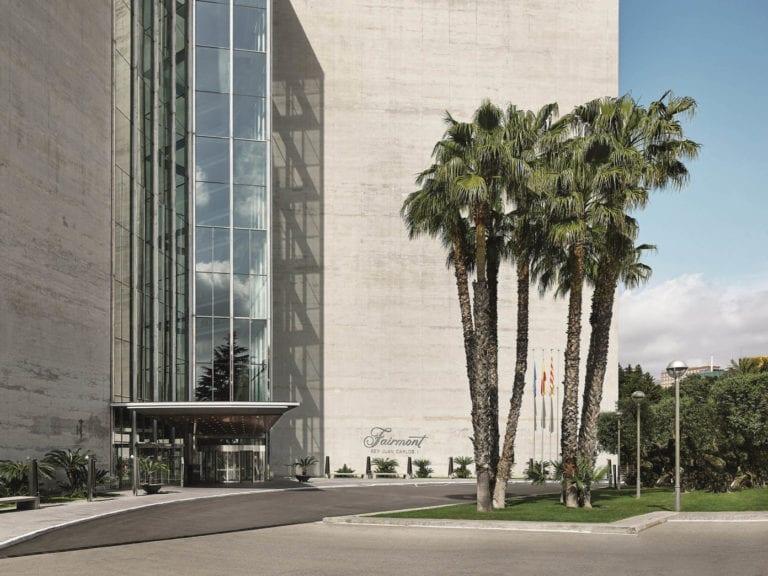 El hotel Rey Juan Carlos I de Barcelona, en preconcurso de acreedores