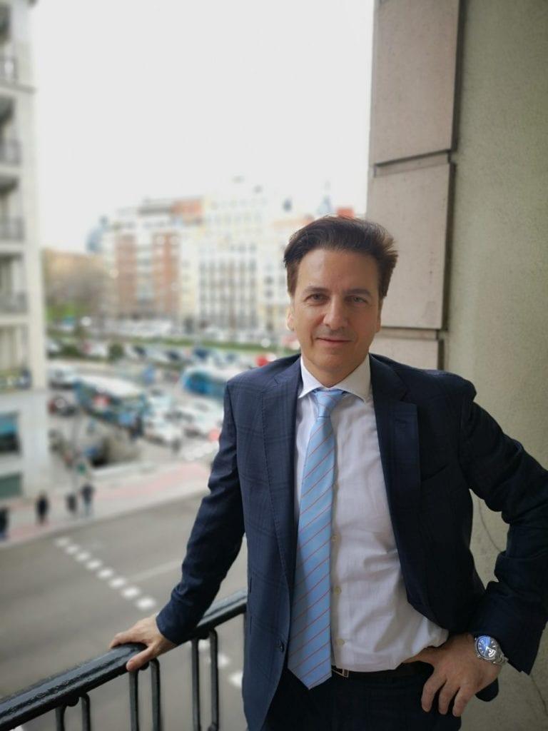 Áurea Homes nombra a Javier Naval nuevo delegado en Madrid