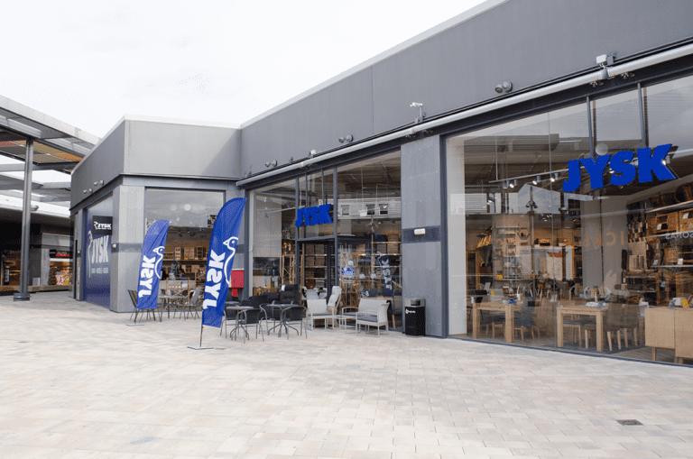 Jysk abre nuevo establecimiento  en la Torre Outlet de Zaragoza
