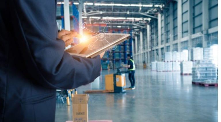 La contratación de superficie logística en Zaragoza se dobla durante el primer semestre de 2021, según CBRE