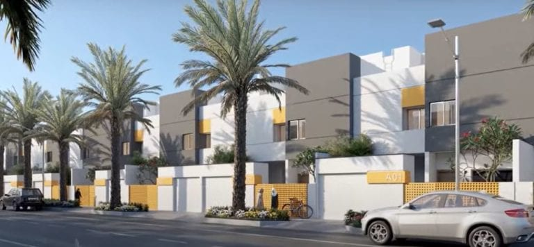 Arabia Saudí construye el mayor proyecto residencial del país inspirado en Murcia