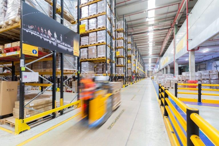 Cifra histórica: España supera el millón de m2 logísticos contratados hasta junio