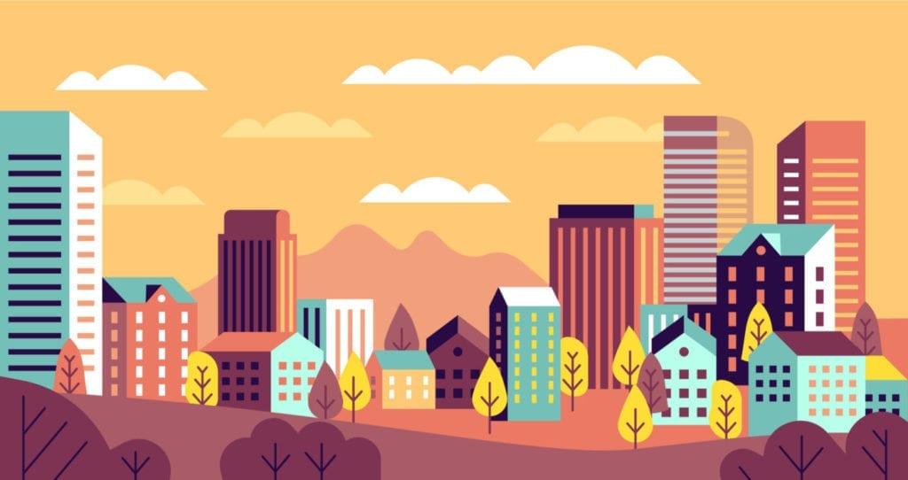 otono edificios fuente shutterstock ilustracion de YummyBuum 1024x542 1