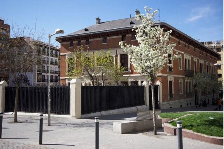 Ecoalf se instala en el palacio de Santa Bárbara de Madrid