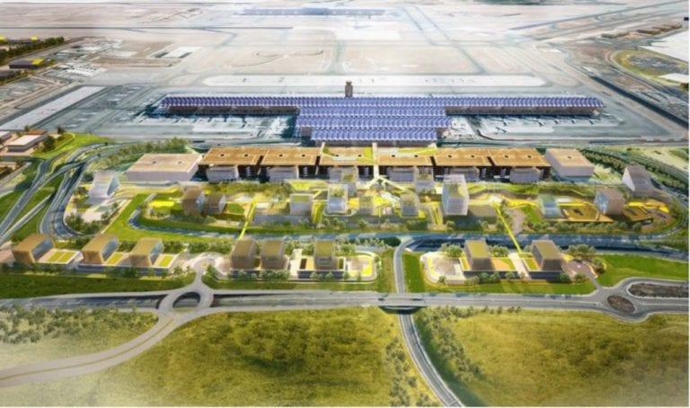 P3, Blackstone y Merlin, entre los favoritos en la operación logística de Aena en Barajas