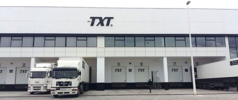 La empresa de transportes TXT sumará 20.500 m2 en Zaragoza