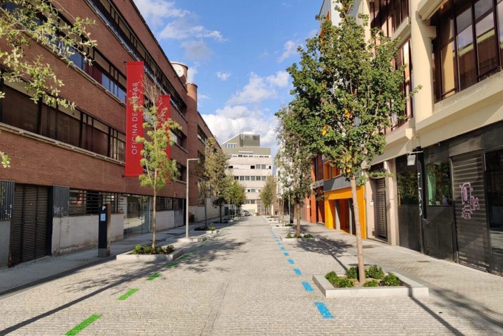 remodelacion calle