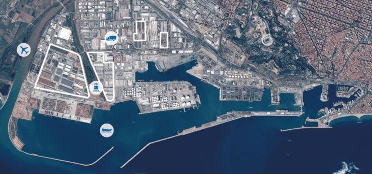 El Puerto de Barcelona recuperará 100.000 metros cuadrados de la ZAL