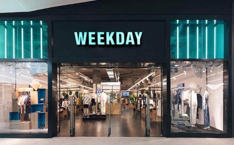 Weekday, la marca joven del grupo H&M, abre en Barcelona su primera tienda en España