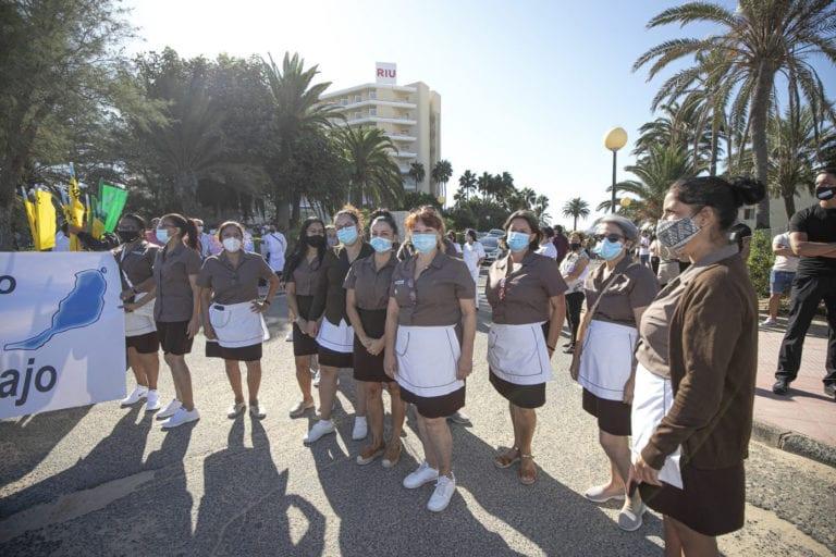 RIU suma apoyos frente a la decisión del Gobierno de revisar la concesión de su hotel en Fuerteventura