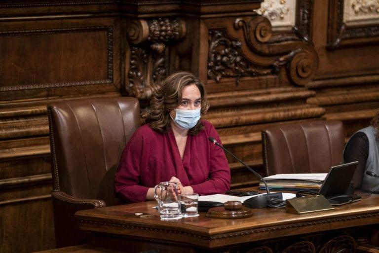 El TSJC anula el plan de Colau que prohibía abrir nuevos hoteles en Barcelona