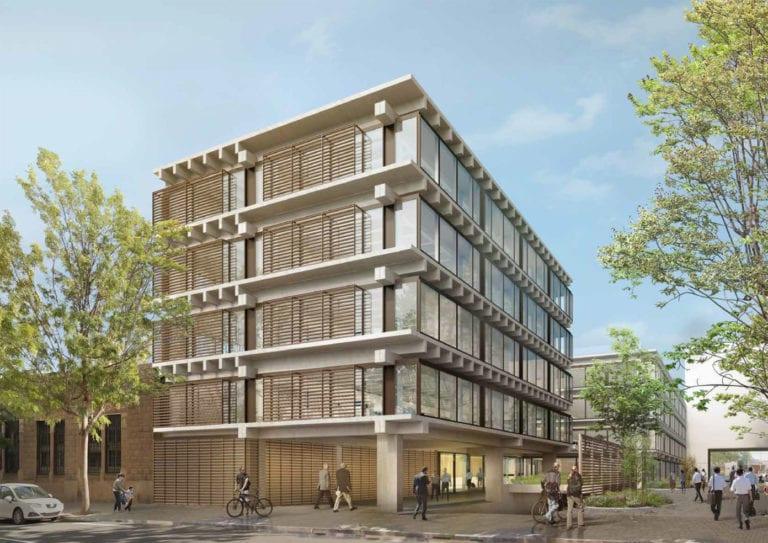 AEW compra un nuevo edificio de oficinas en el distrito 22@