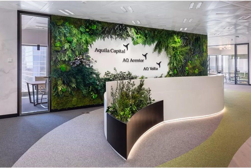 Centro de AQ Acentor de Aquila Capital que construirá el centro de datos en Oslo.