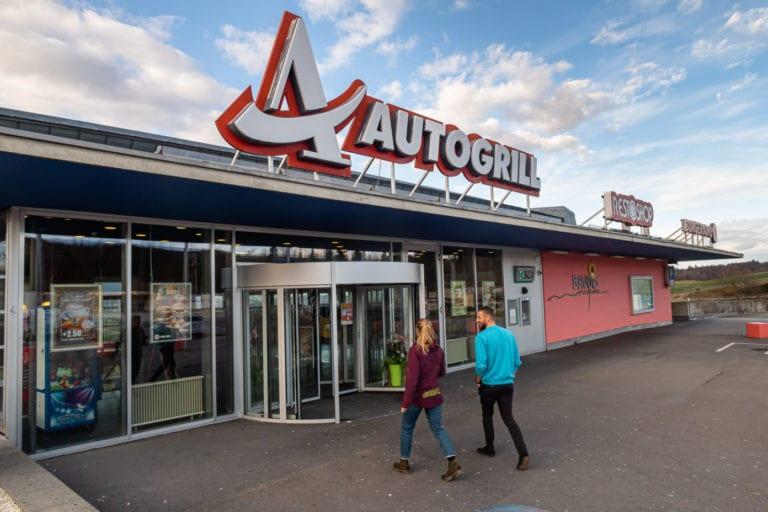 Áreas se hace con todos los locales de Autogrill en España