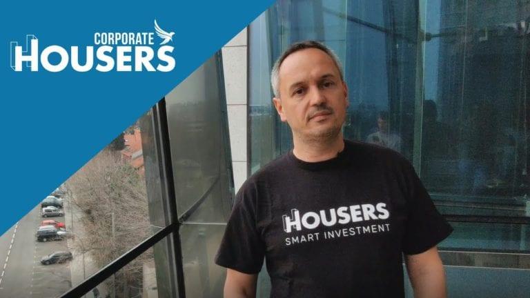 Housers cierra una ronda de financiación y acuerda la salida de un socio fundador