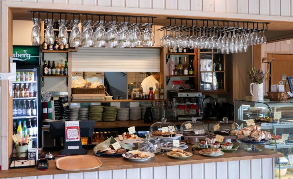 Imagen representativa de la cafetería Hontanares que ha echado el cierre