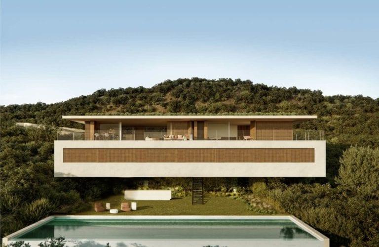 Caledonian financiará con  crowdfunding la construcción de una villa de lujo en Málaga